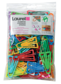 Briefklammer Plstiklip, Laurel®